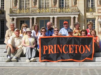 Group at Versailles - Mibs Mara