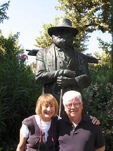 Barbara and Perry - Mibs Mara