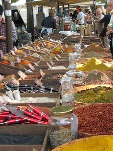 Market Day in Arles - Mibs Mara