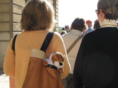 P.J. visits Versailles - Mibs Mara
