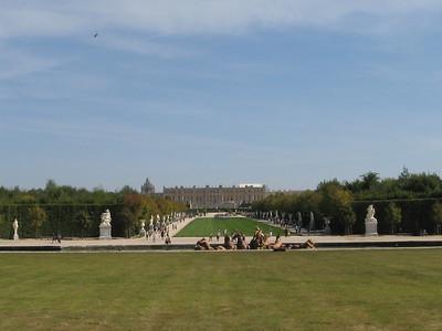 Versailles - Mibs Mara