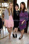 NEW YORK-APRIL 18: Elizabeth Grimaldi, Lucy Phillips, Sarah Jaffe attend Tiffany Koury Birthday Brunch at Sweetiepie Restaurant, 19 Greenwich Avenue, New York City on Saturday, April 18, 2009 (Photo Credit: ©Christopher London/ManhattanSociety.com)