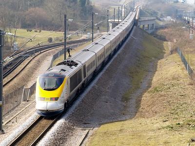 373003-3004 Passing Dollands Moor