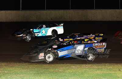 1v Will Vaught, 55 Jeep VanWormer and 0 Scott Bloomquist