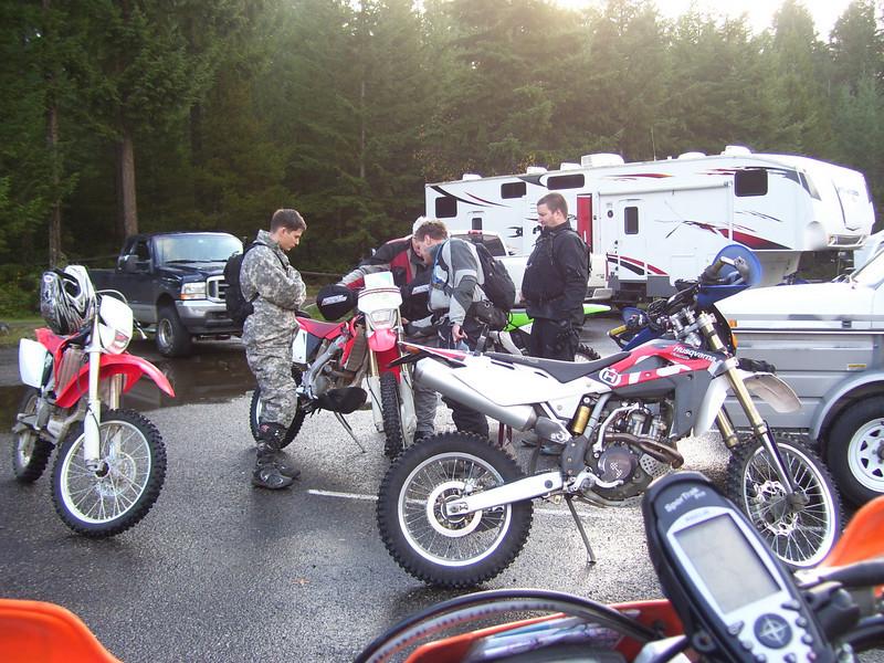 Friday Nov. 27, '09 Ride