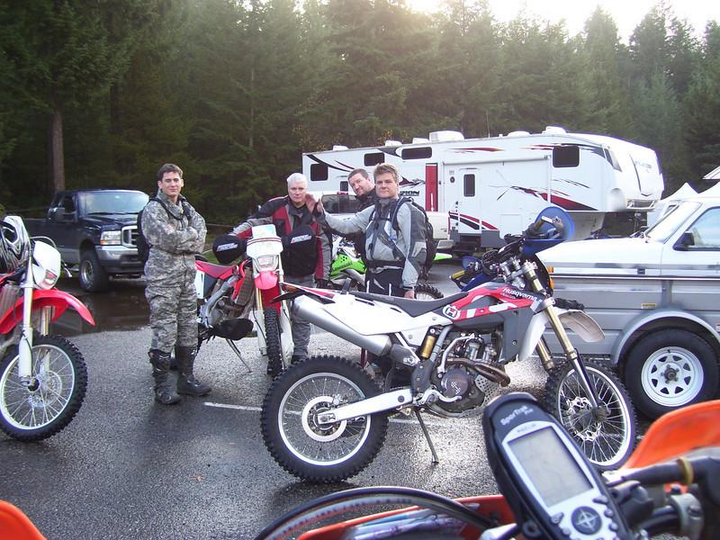 Jason, Bill, Kurt & Mark C.