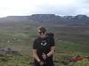 Á leiðinni upp á Grímannsfell  26. maí 2009<br /> <br /> Sigrún og Esjan