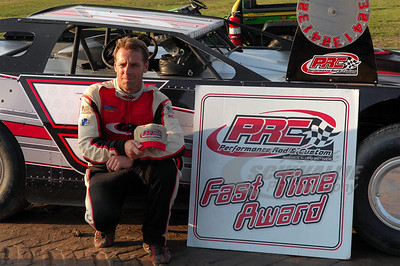 Eric Jacobsen won the PRC Fast Time Award