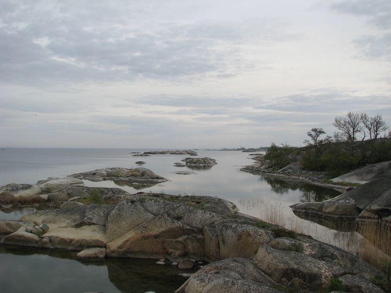 Vy från Kallskär