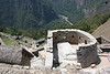 Temple of the Sun - one of the most important temple at Machu Picchu