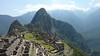 A unique view of Machu Picchu