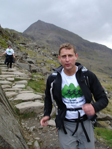 We managed to get up and down Snowdon in 3 hrs.