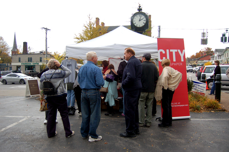 City's Booth
