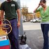 Dog with CITY Shirt!