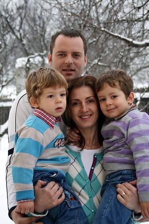 Vizita la Bacau - Decembrie 2009
