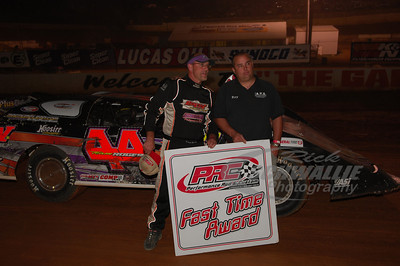 Rick Rogers won the PRC Fast Time Award