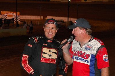 Billy Ogle, Jr. is interviewed by James Essex - he won the PRC Fast Time Award