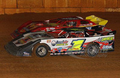 1v Vic Hill and 39 Tim McCreadie