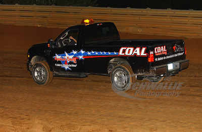 Pace Truck for the Scorcher 100 @ Volunteer Speedway
