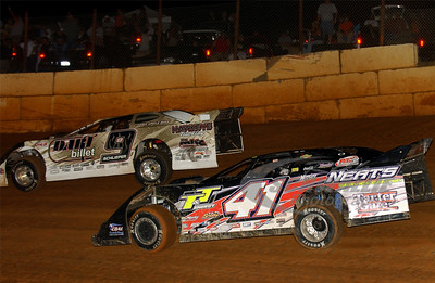 41 Brad Neat and s9 Dan Schlieper