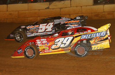 39 TIm McCreadie and 54 David Breazeale