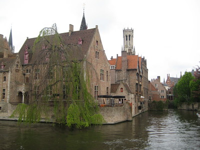 Bruges canal scene - Kaitlin Lutz