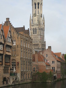 Bruges scene - Kaitlin Lutz