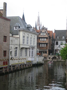 Bruges canal - Kaitlin Lutz