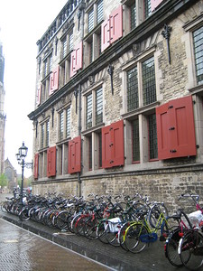 Delft street - Kaitlin Lutz