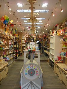 Bruges toy store - Kaitlin Lutz