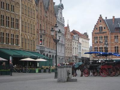 Bruges street - Kaitlin Lutz