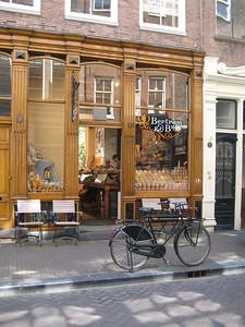 Amsterdam bakery - Kaitlin Lutz