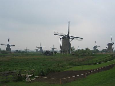 Kinderdijk Windmills - Kaitlin Lutz
