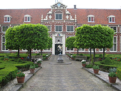 Frans Hals Museum Garden - Kaitlin Lutz