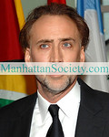 "NEW YORK-MAY12: Nicholas Cage attends  ""Welcome To Gulu"" Exhibition Opening on Tuesday, May 12, 2009 at the United Nations, New York, NY  (Photo Credit: ©Christopher London/ManhattanSociety.com)"