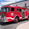 West Springfield's current Engine 2. Word on the street has it that this 2000 KME will be replaced soon and this rig will become our town's Engine 4.
