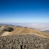 Northeast view from White Mountain Peak