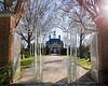 Governer's Palace garden gate