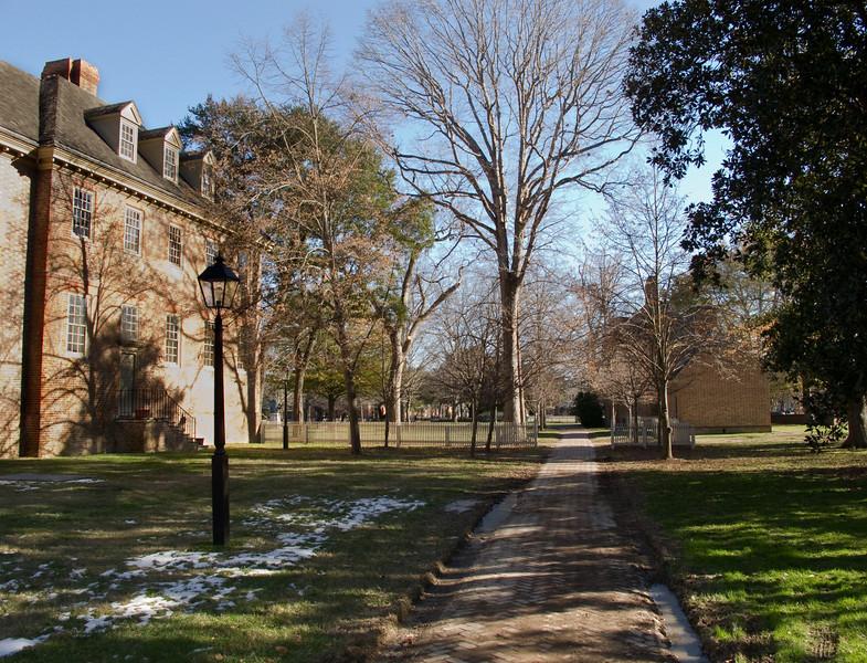 William & Mary College, Wren Hall