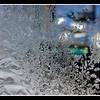 Frost Coverd Window