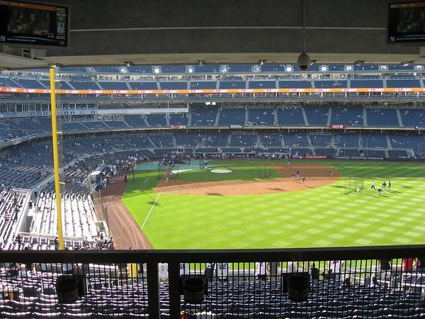 More views of Yankee Stadium