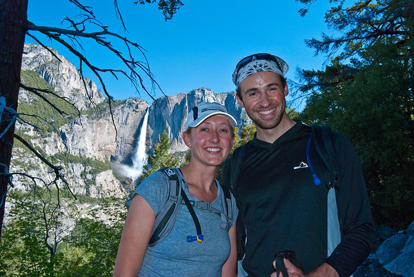 Martrienne, the love birds on the 4-Mile Trail