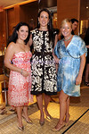 NEW YORK-JUNE 24: Blair Métrailler (YNY Chair), Laura Zukerman, Courtney Blaisdell attend  New Yorkers for the Philharmonic Summer Party on Wednesday, June 24, 2009 at Burberry, 9 East 57th Street, New York City, NY (Photo Credit: ManhattanSociety.com by Christopher London)