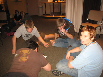 Youth Bunco Activity Night