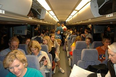 Youth Choir Trip to Savannah