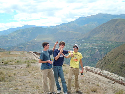 Youth Trip to Ecuador, July 2009