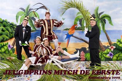 Kabinet Jeugdprins Mitch den Eerste (Gerrits)