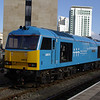 60074 at Cardiff Central 23/01/09