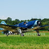 """N92879 - 1944 Curtiss Wright SB2C5 """"Helldiver""""<br /> This beautiful aircraft is the only flying example of a Helldiver in the world"""