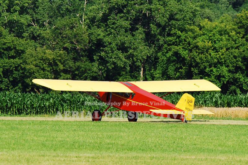 N534N - 1929 Curtiss Wright Robin J-1